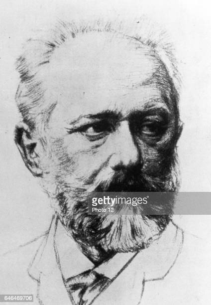 Peter Ilich Tchaikovsky Russian composer