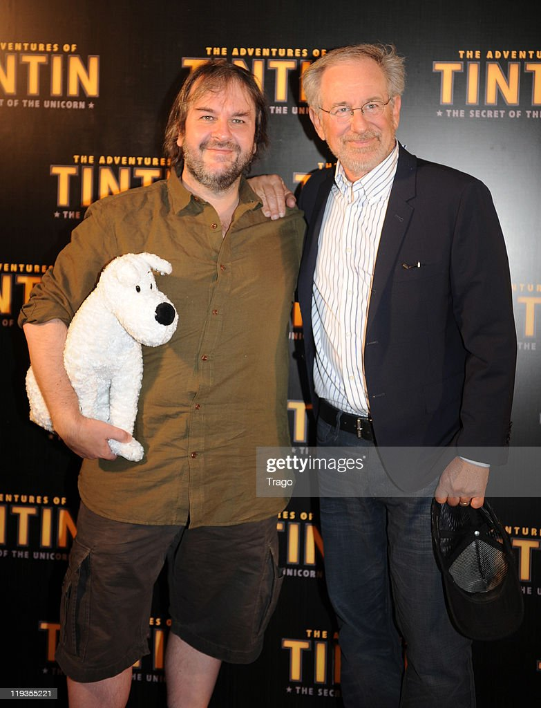 The Adventures of Tintin: Secret of the Unicorn - World Premiere Photocall