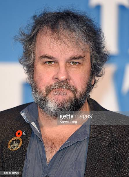 Peter Jackson arrives for the World premiere of 'The Beatles Eight Days A Week The Touring Years' at Odeon Leicester Square on September 15 2016 in...