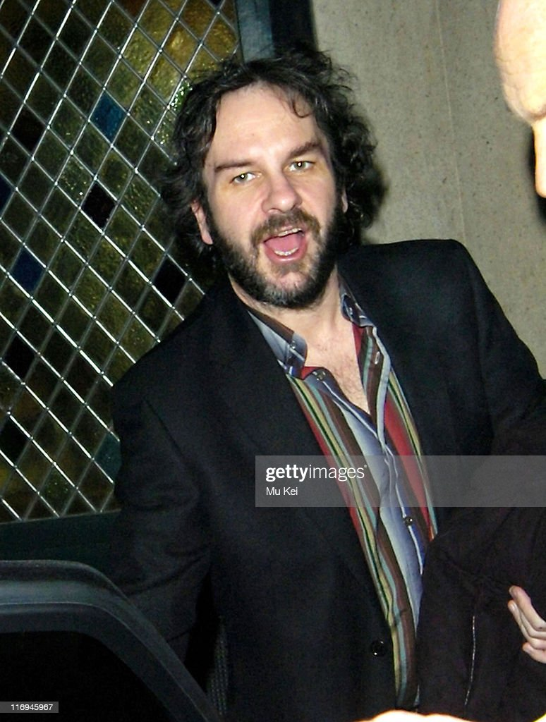Celebrity Sightings at the Ivy in London - December 8, 2005