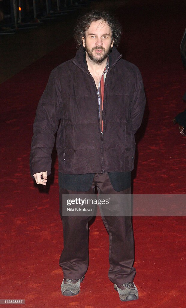 """King Kong"" London Premiere - Arrivals"