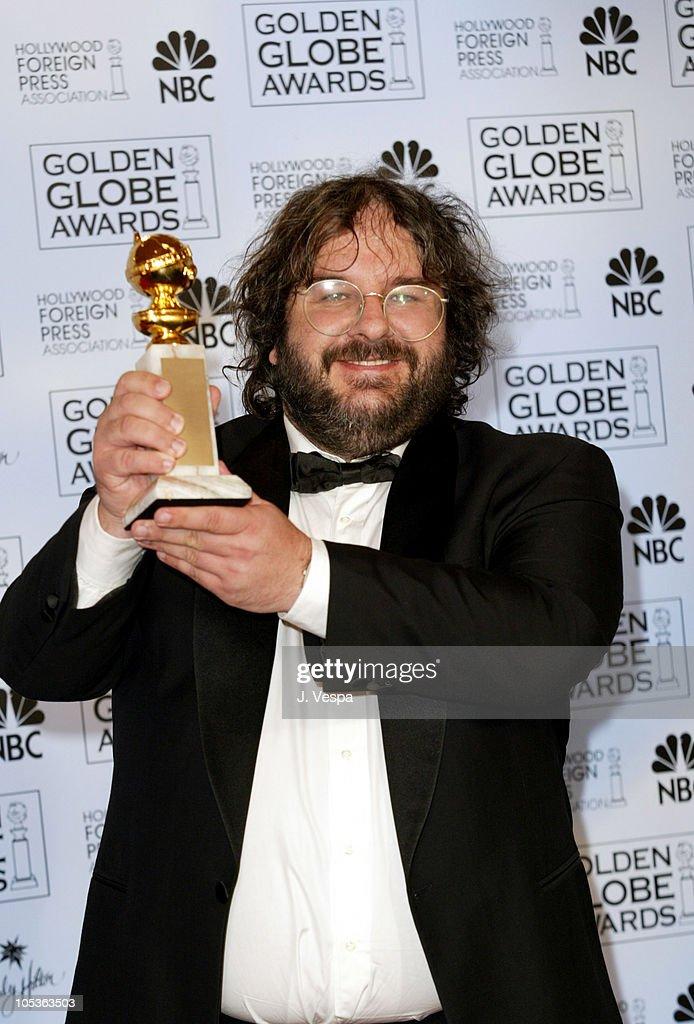 The 61st Annual Golden Globe Awards - Press Room