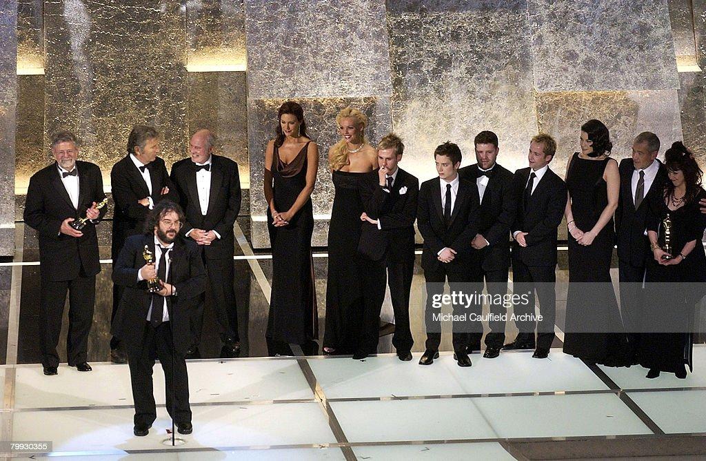The 76th Annual Academy Awards - Show : News Photo