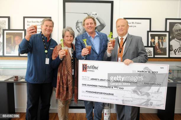 Peter Jacobsen professional golfer Amy Saunders Arnold Palmer's daughter Carl Nolet Jr 11th generation Nolet family makers of Ketel One Vodka and...