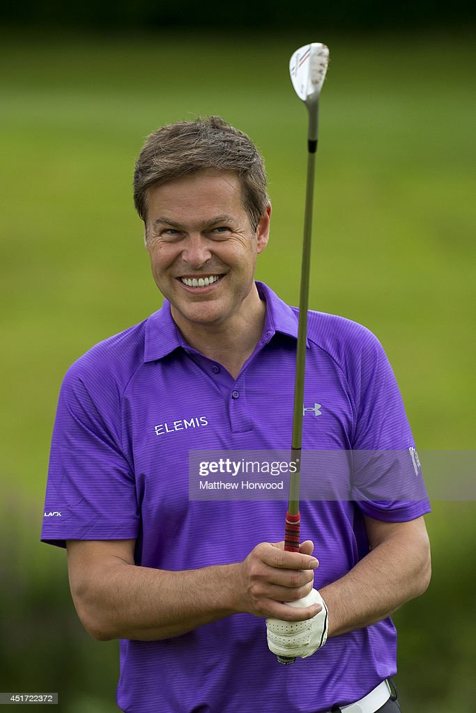 The Celebrity Cup : News Photo