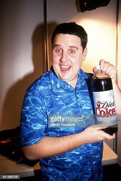 Peter Kay appears at the NME Awards United Kingdom 2001