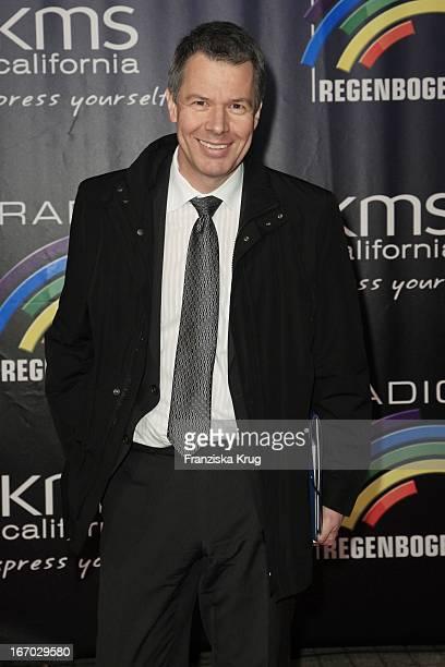 Peter Kloeppel Beim Radio Regenbogen Award In Der Schwarzwaldhalle In Karlsruhe