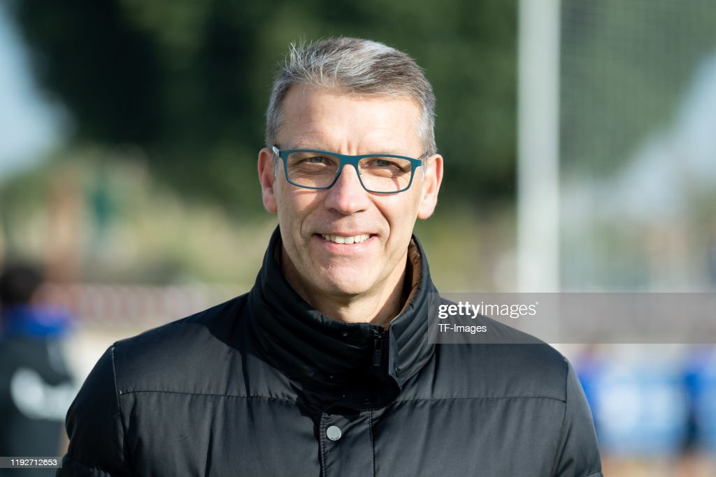 FC Schalke 04 Murcia Training Camp : News Photo