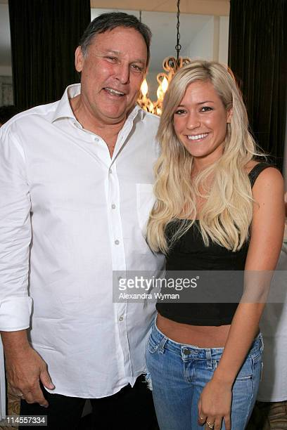 Peter Koral founder of 7 For All Mankind and Kristin Cavallari