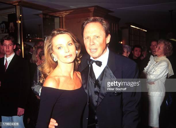 Peter Kraus Ehefrau Ingrid DeutscherFilmball 98 Hotel Bayerischer Hof München Bayern Deutschland Europa Sänger BB