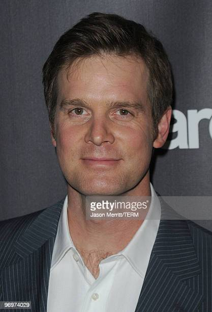 Peter Krause attends the Los Angeles premiere of Parenthood at the Directors Guild Theatre on February 22 2010 in West Hollywood California