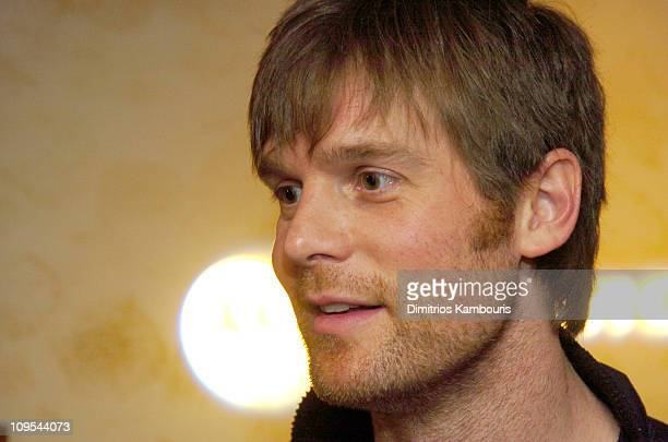 Peter Krause during 2004 Park City 'We Don't Live Here Anymore' Dinner Hosted by Motorola at Chimayo in Park City Utah United States