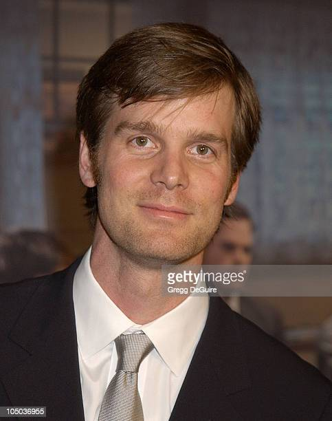 Peter Krause during Los Angeles Premiere of HBO's Six Feet Under at Grauman's Chinese Theatre in Hollywood California United States
