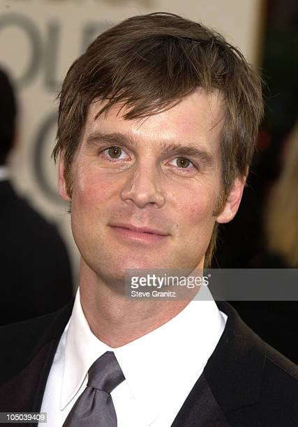 Peter Krause during The 60th Annual Golden Globe Awards Arrivals at The Beverly Hilton Hotel in Beverly Hills California United States