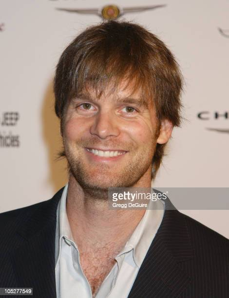 Peter Krause during The Lili Claire Foundation's 6th Annual Benefit at Beverly Hilton Hotel in Beverly Hills California United States