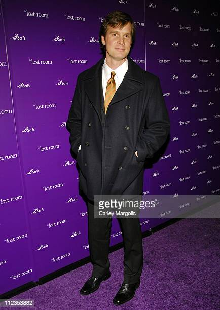 Peter Krause during The Lost Room New York Premiere at Time Warner Center in New York City New York United States