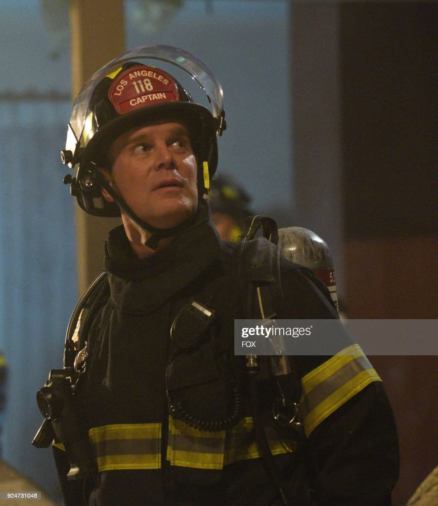 Peter Krause in the all-new Point of Origin episode of 9-1-1 airing Wednesday, Jan. 31 (9:00-10:00 PM ET/PT) on FOX.