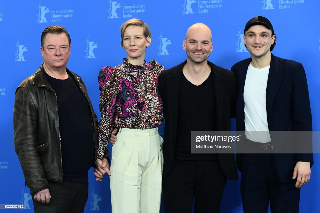 'In the Aisles' Photo Call - 68th Berlinale International Film Festival : News Photo