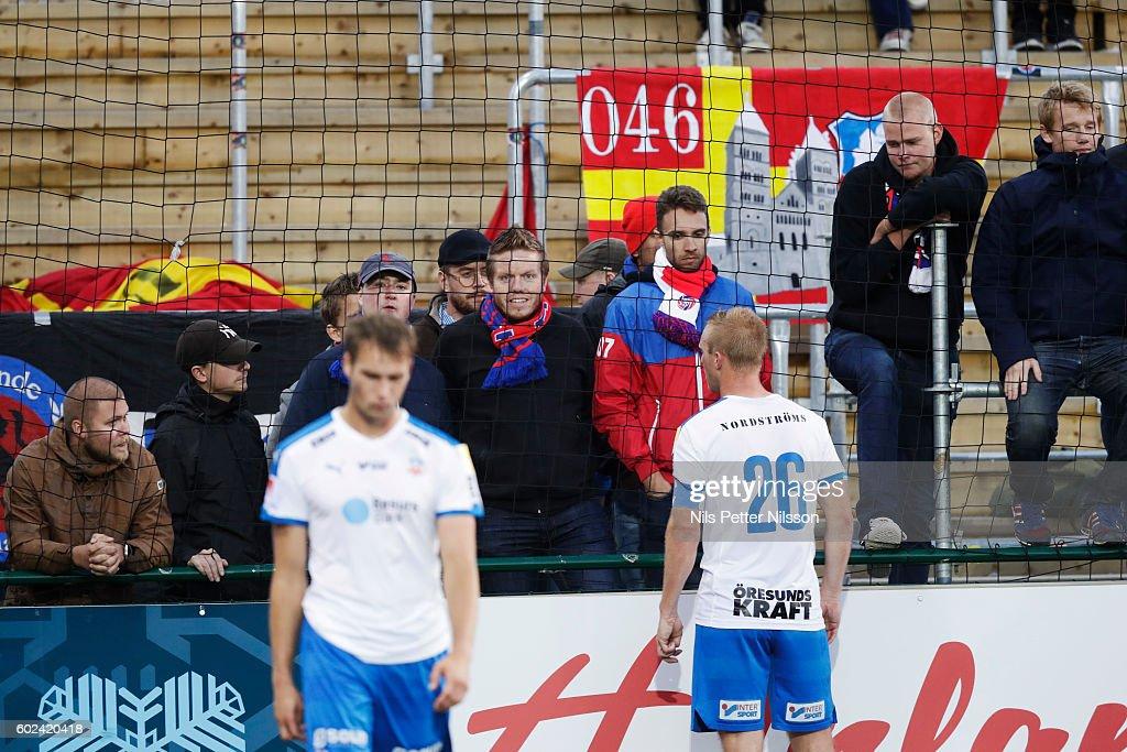 Ostersunds FK v Helsingborgs IF - Allsvenskan