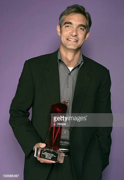 Peter Liguori Fox Entertainment President during Hollywood Life's 4th Annual Breakthrough of the Year Awards Portraits at Henry Fonda Theatre in...