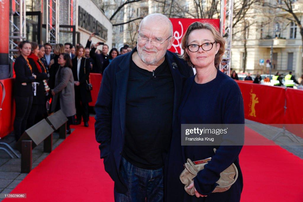 """Peter Lindbergh - Women Stories"" Premiere  - 69th Berlinale International Film Festival : News Photo"