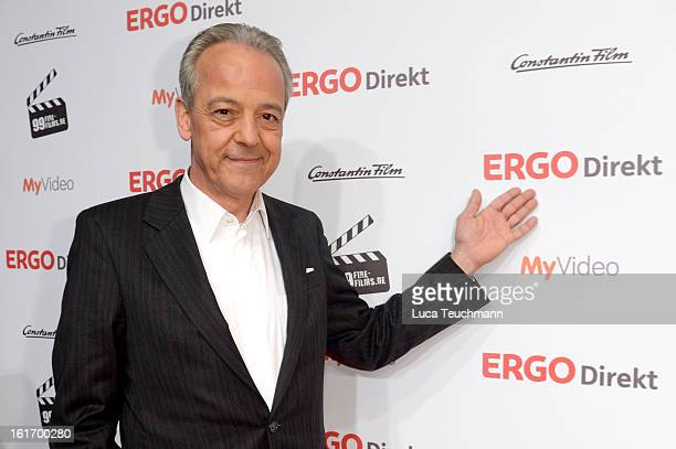 Peter M Endres attends the 5th '99FireFilmsAward' Red Carpet Arrivals at Admiralspalast on February 14 2013 in Berlin Germany