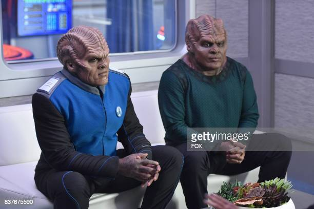 Peter Macon and Chad Coleman in the new space adventure series from the creator of 'Family Guy' The first part of the special twopart series premiere...