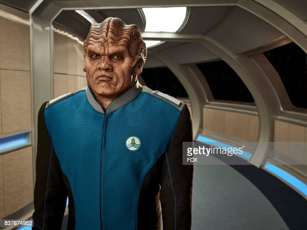 Peter Macon as Bortus in the new space adventure series THE ORVILLE from the creator of 'Family Guy' The first part of the special twopart series...