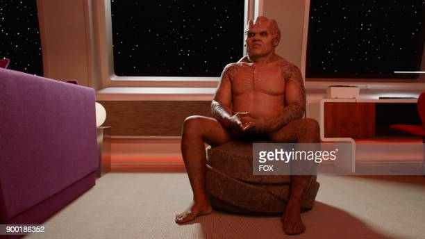 Peter Macon in the Command Performance episode of THE ORVILLE airing Sunday Sept 17 immediately following the NFL Doubleheader on FOX