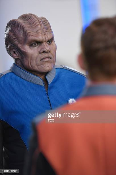 Peter Macon in the 'Krill' episode of THE ORVILLE airing Thursday Oct 12 on FOX