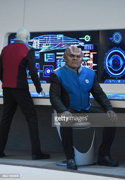 Peter Macon in the 'Majority Rule' episode of THE ORVILLE airing Thursday Oct 26 on FOX