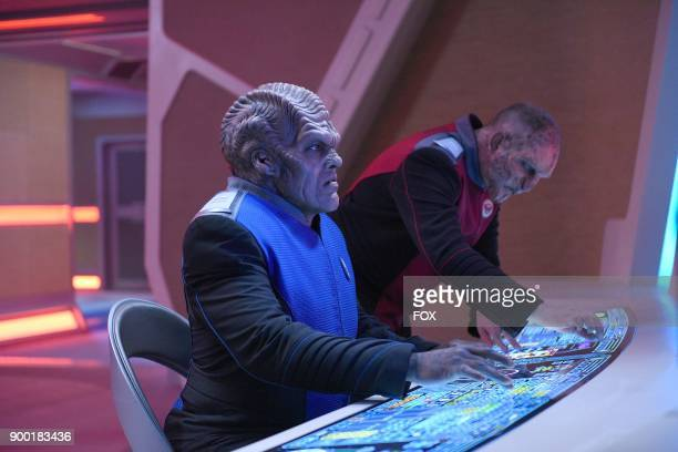 Peter Macon in the 'Pria' episode of THE ORVILLE airing Thursday Oct 5 on FOX
