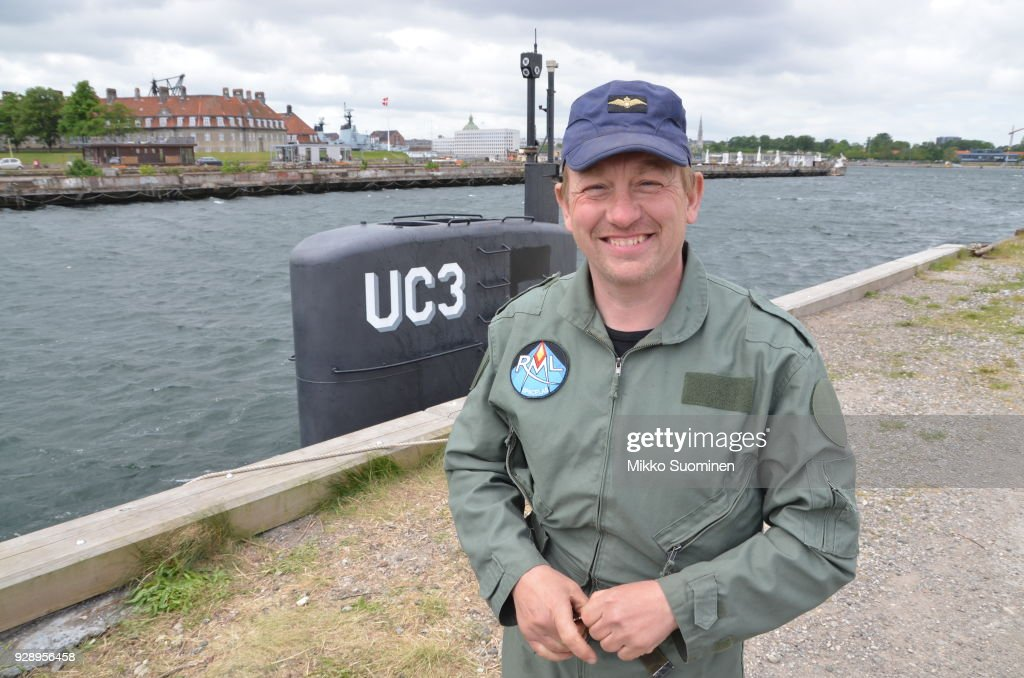 FILE PHOTO: Submarine Engineer Peter Madsen Gets Life For Murder of Kim Wall