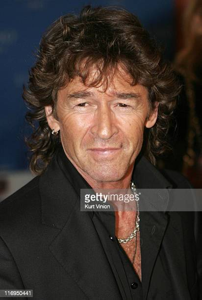 Peter Maffay during 2005 ECHO German Music Awards Arrivals Press Room at Estel in Berlin Germany