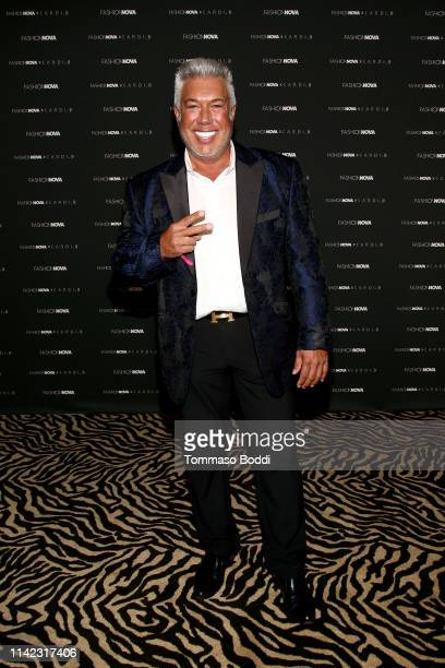 Peter Marco arrives as Fashion Nova Presents Party With Cardi at Hollywood Palladium on May 8 2019 in Los Angeles California