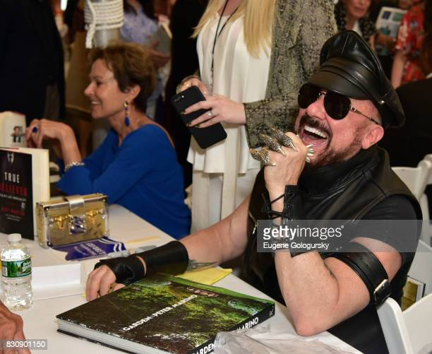 Peter Marino attends Authors Night 2017 At The East Hampton Library at The East Hampton Library on August 12 2017 in East Hampton New York
