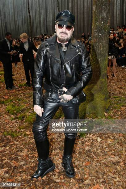 Peter Marino attends the Chanel show as part of the Paris Fashion Week Womenswear Fall/Winter 2018/2019 on March 6 2018 in Paris France