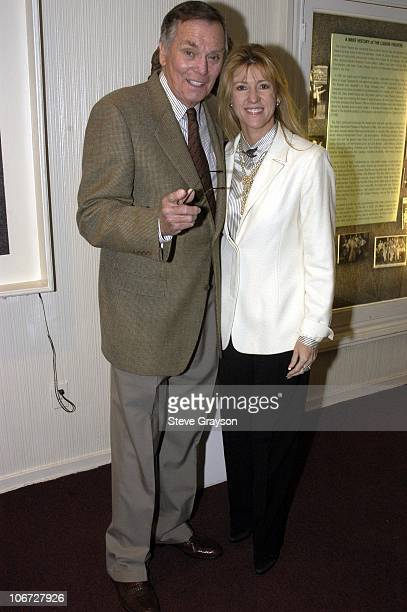 Peter Marshall during Renee Taylor's OneWoman Stage Portrait An Evening With Golda Meir Premiere Engagement at The Canon Theater in Beverly Hills...