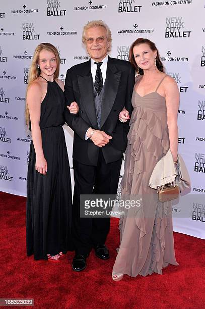 Peter Martins and his famimly attend New York City Ballet's Spring 2013 Gala at David H. Koch Theater, Lincoln Center on May 8, 2013 in New York City.