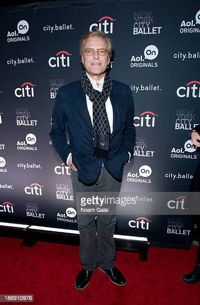 Peter Martins attends AOL On's 'city.ballet' series premiere at Tribeca Cinemas on November 4, 2013 in New York City.