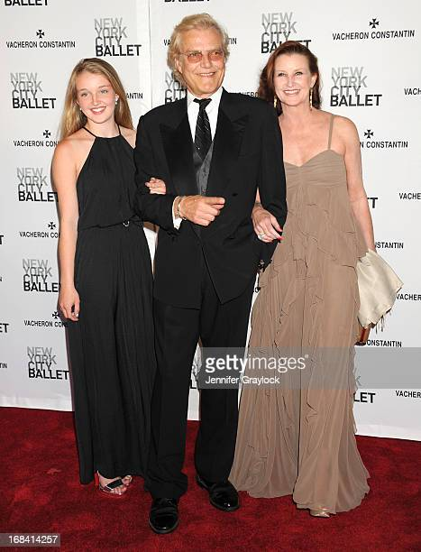 Peter Martins attends the New York City Ballet's Spring 2013 Gala at David H. Koch Theater, Lincoln Center on May 8, 2013 in New York City.