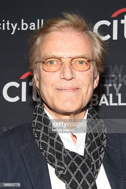 """Peter Martins attends the New York series premiere of """"city.ballet."""" at Tribeca Cinemas on November 4, 2013 in New York City."""