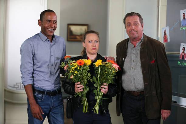 "DEU: ""Watzmann ermittelt"" Photocall With Katharina Goebel In Munich"