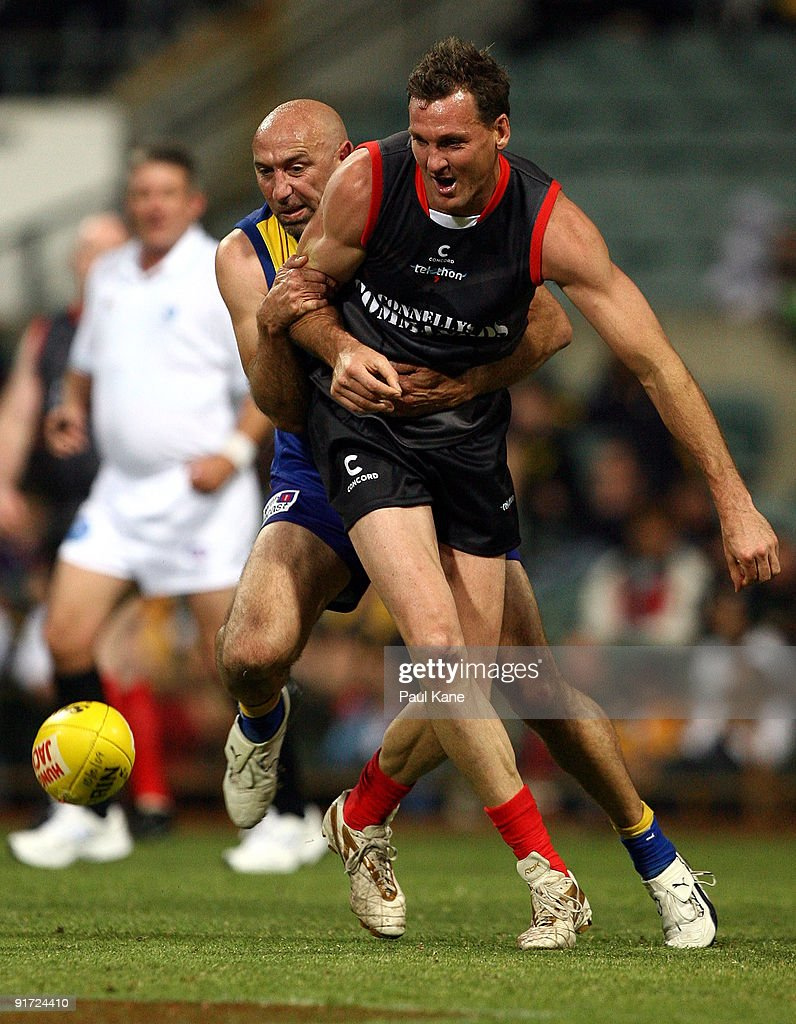 Chris Mainwaring Charity AFL Match