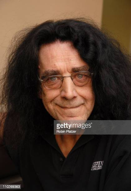 Peter Mayhew during 2006 Big Apple Comic Book Art Toy and Horror Expo Press Reception at Penn Plaza Pavilion in New York City New York United States