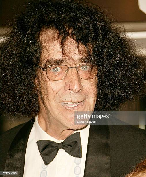 Peter Mayhew who played Chewbacca attends the UK Premiere of 'Star Wars Episode III Revenge Of The Sith' at Odeon Leicester Square on May 16 2005 in...