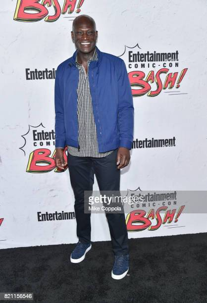 Peter Mensah at Entertainment Weekly's annual ComicCon party in celebration of ComicCon 2017 at Float at Hard Rock Hotel San Diego on July 22 2017 in...
