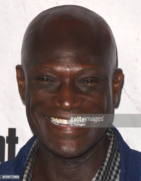 Peter Mensah attends Entertainment Weekly's annual ComicCon party in celebration of ComicCon 2017 at Float at Hard Rock Hotel San Diego on July 22...