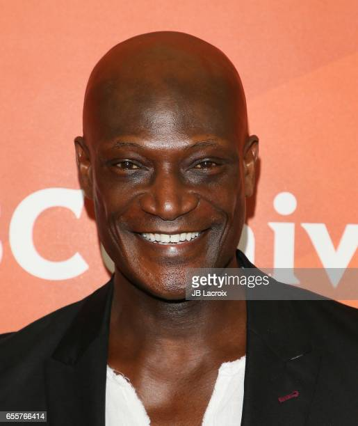 Peter Mensah attends the 2017 NBCUniversal Summer Press Day on March 20 2017 in Beverly Hills California