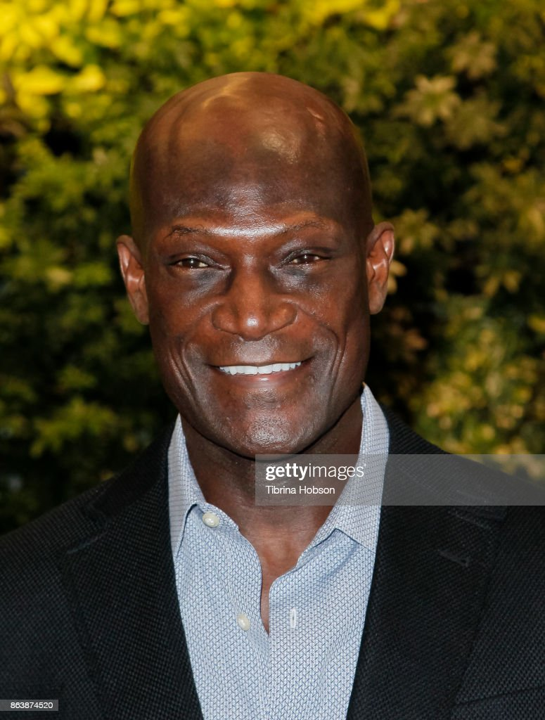 Peter Mensah attends the Los Angeles Cleantech Incubator celebration of new CEO Matt Petersen on October 19, 2017 in Los Angeles, California.